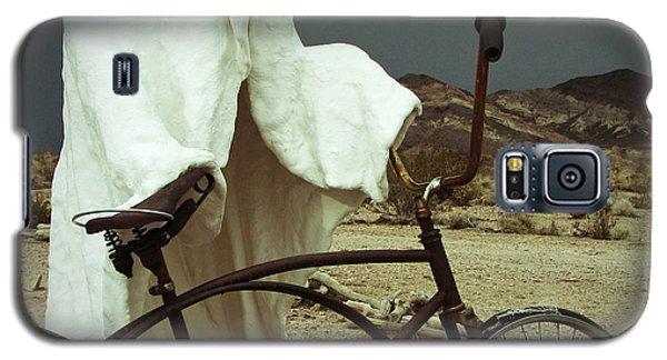 Ghost Rider Galaxy S5 Case by Marcia Socolik