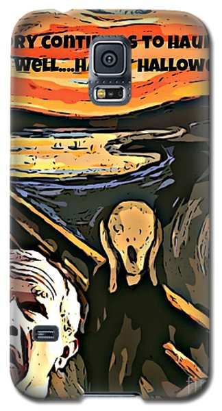 Ghosts Of The Past Galaxy S5 Case