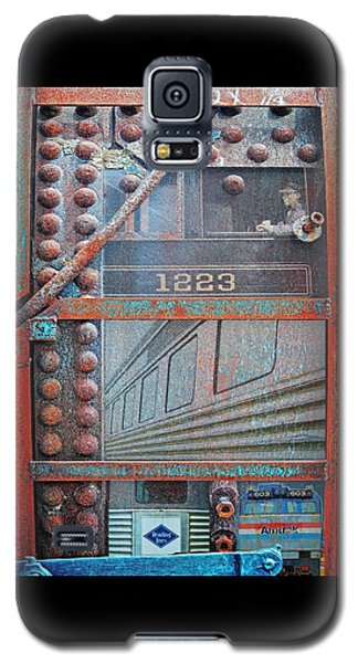 Ghosts Of The Railroad Galaxy S5 Case