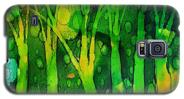 Ghosty Forest Galaxy S5 Case