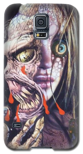 Ghoulshead Galaxy S5 Case