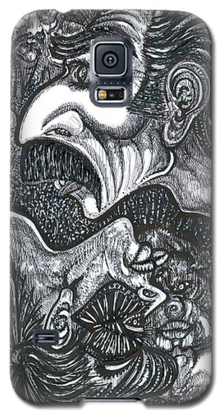 Giacomo And Friends Galaxy S5 Case by Giovanni Caputo