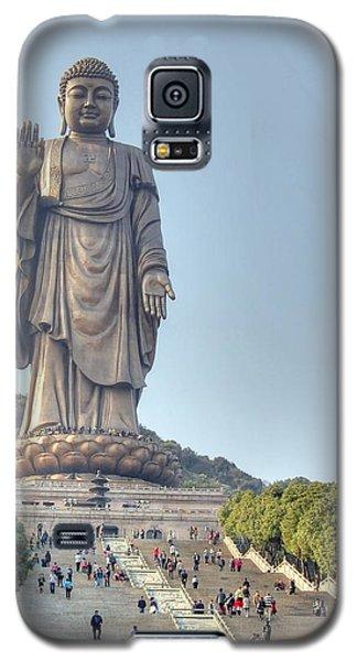 Giant Buddha Galaxy S5 Case