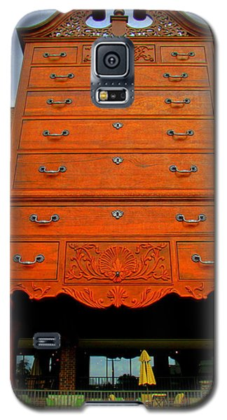 Giant Chippendale Chest Of Drawers Galaxy S5 Case