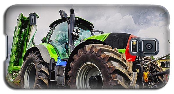 Giant Farming Tractor Latest Model Galaxy S5 Case