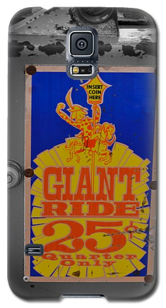 Giant Ride 25 Galaxy S5 Case