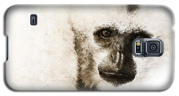 Crested Gibbon #1 Galaxy S5 Case