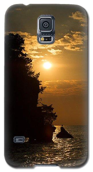 Gibraltar Island Stone Bridge Galaxy S5 Case