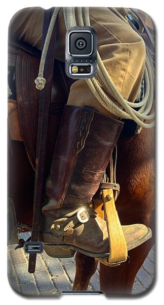 Galaxy S5 Case featuring the photograph Giddyup by Dee Dee  Whittle