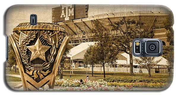 Gig'em Galaxy S5 Case by Dave Files