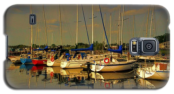 Gimli Harbour Galaxy S5 Case