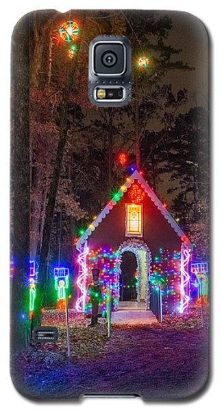 Ginger Bread House Galaxy S5 Case
