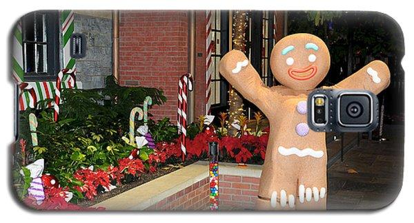 Ginger Bread Man Galaxy S5 Case