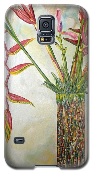 Ginger Root Galaxy S5 Case by John Keaton