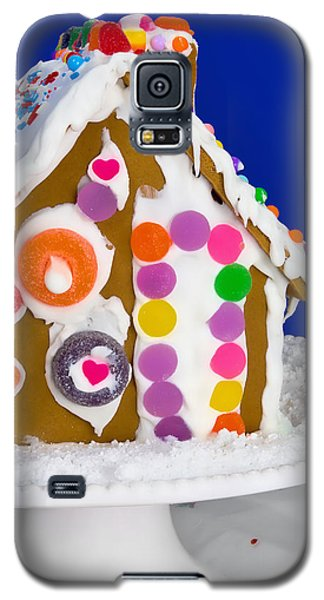 Galaxy S5 Case featuring the photograph Gingerbread House by Vizual Studio