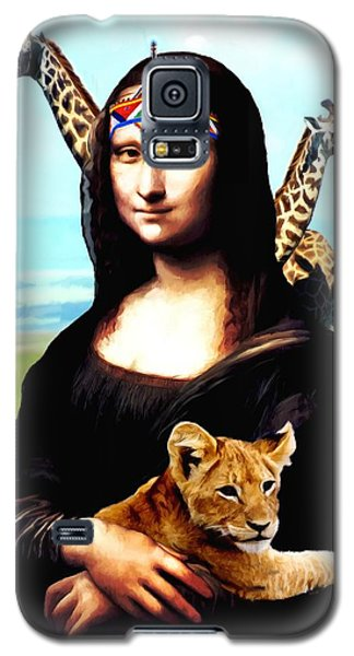 Gioconda Travelling - Africa Galaxy S5 Case