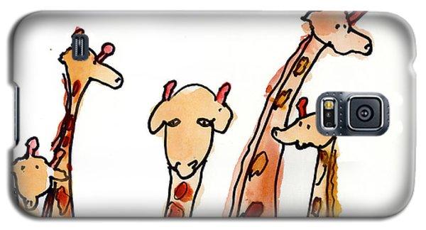 Giraffes Galaxy S5 Case