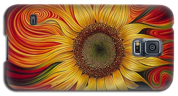 Girasol Dinamico Galaxy S5 Case