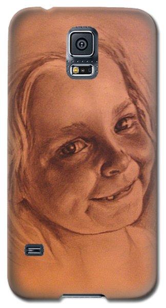 Girl From Neighbourhood Arisha Galaxy S5 Case