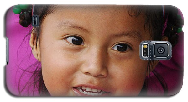 girl from Panama 2 Galaxy S5 Case by Rudi Prott