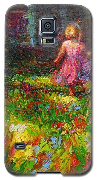 Girls Will Be Girls Galaxy S5 Case