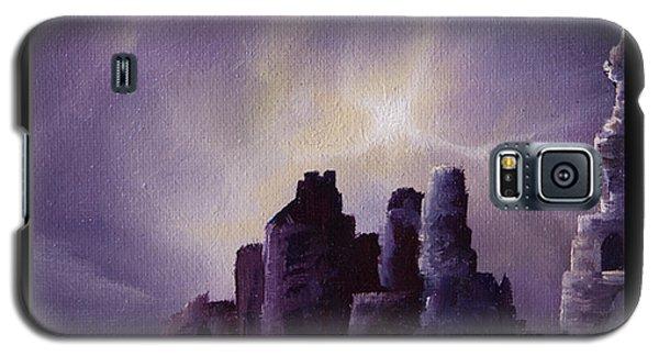 Girnigoe Castle Galaxy S5 Case