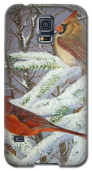 Give Her Wings To Fly Galaxy S5 Case by Brenda Brown
