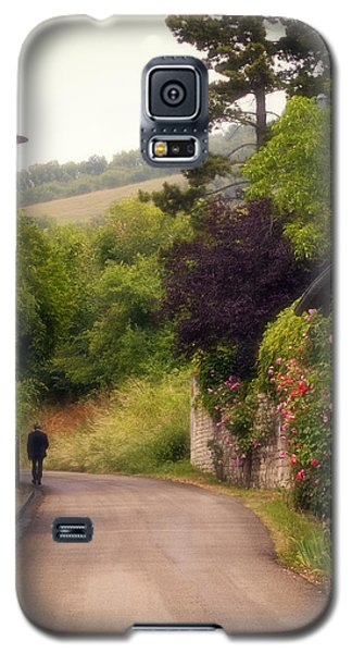 Giverny Country Road Galaxy S5 Case