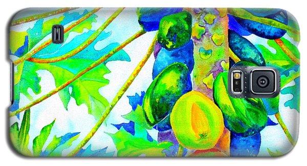 Abundant Blessings Galaxy S5 Case by Julie  Hoyle