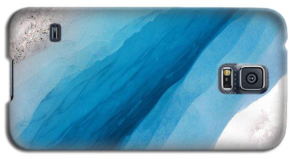 Glacial Rift Galaxy S5 Case