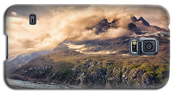 Galaxy S5 Case featuring the photograph Glacier And Peaks-glacier Bay National Park by Janis Knight