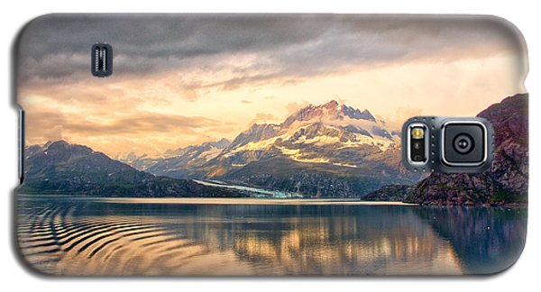 Galaxy S5 Case featuring the photograph Glacier Bay Reflections by Janis Knight