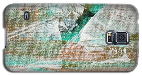 Glacier C2013 Galaxy S5 Case by Paul Ashby