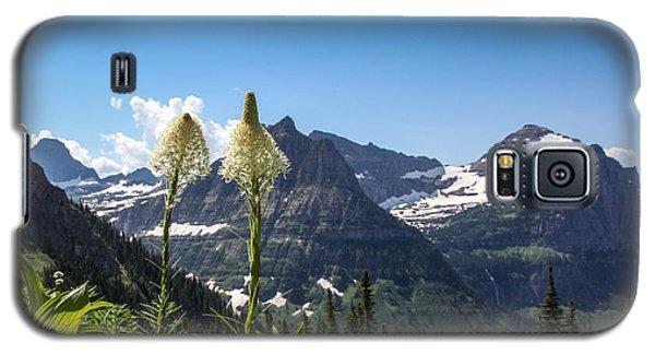 Glacier Grass Galaxy S5 Case