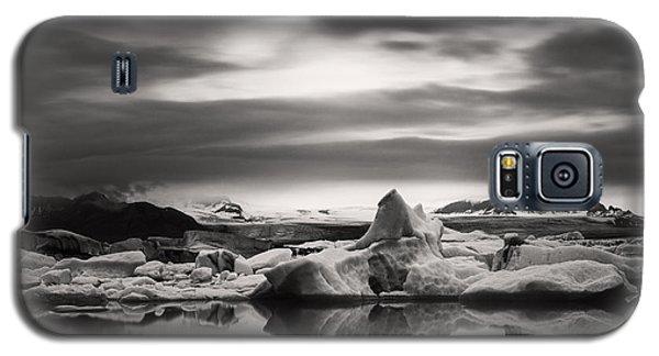 Glacier Lagoon Galaxy S5 Case by Frodi Brinks