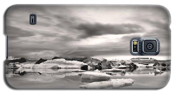 Glacier Lagoon II Galaxy S5 Case by Frodi Brinks