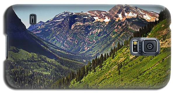 Glacier National Park Galaxy S5 Case