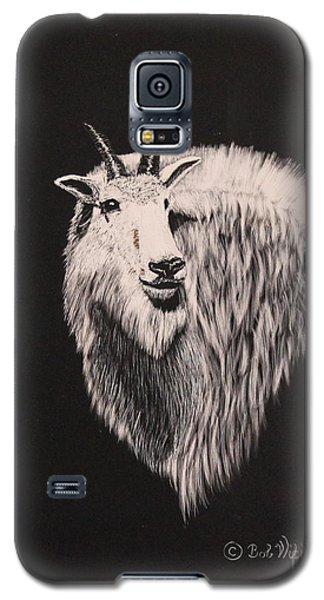 Glacier Park Goat Galaxy S5 Case