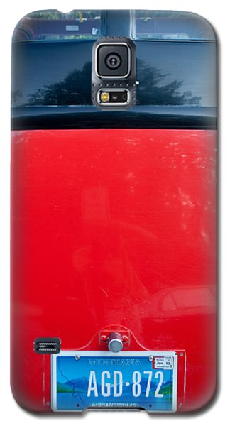 Glacier Red Jammer 101 Galaxy S5 Case