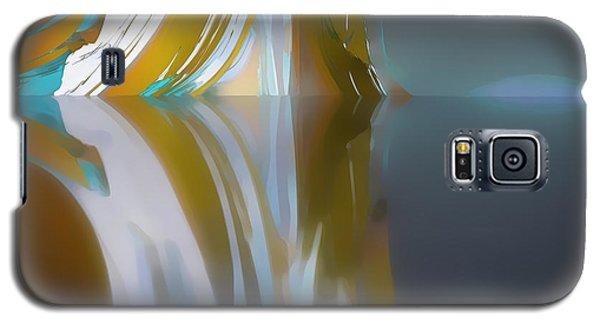 Glacier Galaxy S5 Case by Ursula Freer
