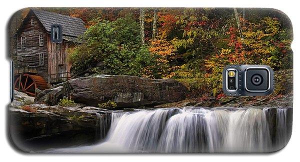 Glade Creek Grist Mill - Photo Galaxy S5 Case