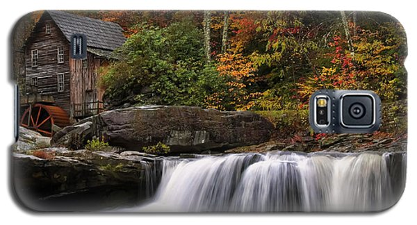 Glade Creek Grist Mill - Photo Galaxy S5 Case