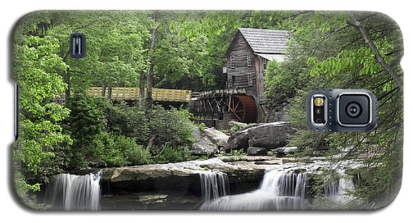 Glade Creek Grist Mill Galaxy S5 Case by Robert Camp