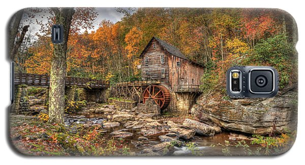 Glade Creek Gristmill Galaxy S5 Case