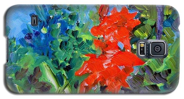 Gladiolus Galaxy S5 Case