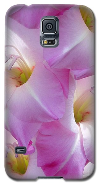 Gladiolus Galaxy S5 Case