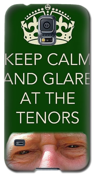 Glare At The Tenors Galaxy S5 Case