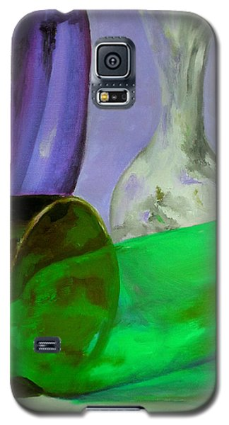 Glass Art Galaxy S5 Case by Lisa Boyd