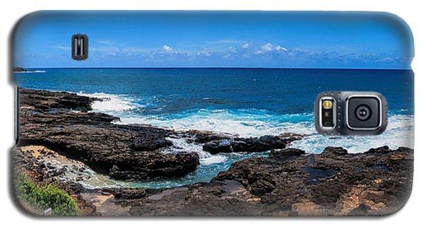 Glass Beach Galaxy S5 Case