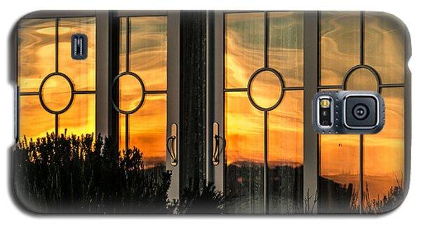 Glass Doors Aglow Galaxy S5 Case